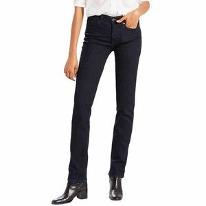 NWT LEVI'S CLASSIC STRAIGHT FIT WOMEN'S JEANS
